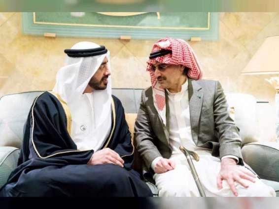 Abdullah Bin Zayed Conveys President'