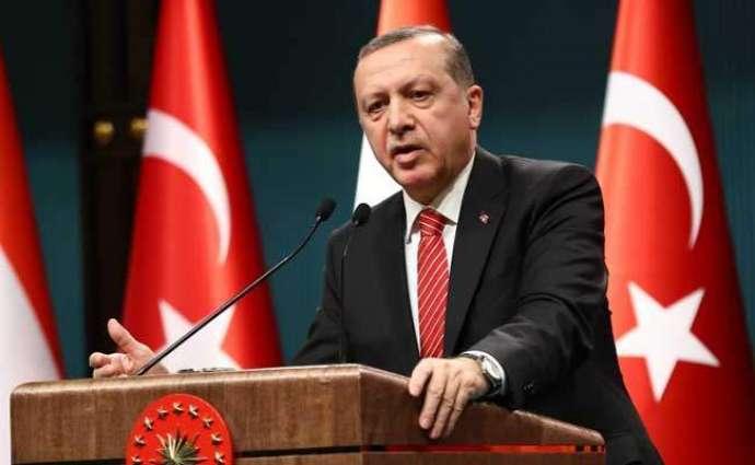 ترک صدرد ی امریکی ہم منصب کوں آندے سال ترکی دے دورے دی دعوت
