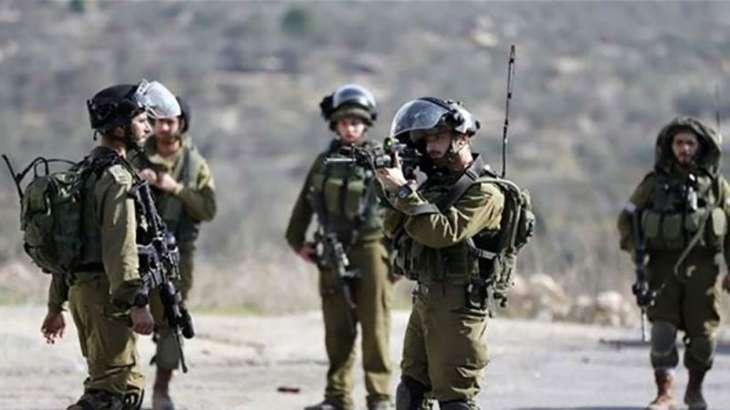 په كال 2018ﺀ كښې  د اسرائيلي بريدونو په نتيجه كښې 295 فلسطيني وګړي شهيد او 29 زره ژوبل شول