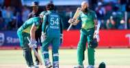Amla hits century on slow pitch to set Pakistan 267 target