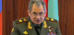 Russian Defense Minister Urges Expedient Transition to Peace Process in Syria