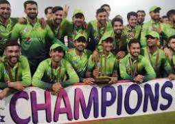 Top-ranked Pakistan directly qualifies for T20 World Cup 2020