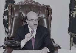 President Masood urges UN to take steps for Kashmir conflict resolution