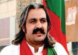 بنجائی وزیر امور کشمیر و گلگت بلتستان علی امین گنڈاپور نا گلگت بلتستان کونسل نا باسک اشرف صدا تون اوڑدہی ٹی ہیت وگپ