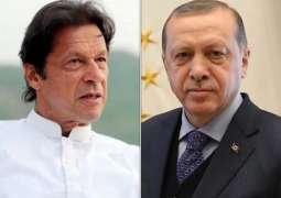 وزيراعظم عمران خان ترڪ صدر جي دعوت تي 3 ۽ 4 جنوري تي ترڪيءَ جو دورو ڪندو