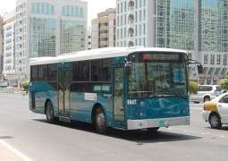Department of Transport announces new Initiatives to enhance public transport in Abu Dhabi