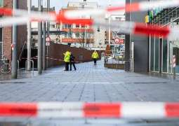 German driver charged, remanded for anti-migrant attack