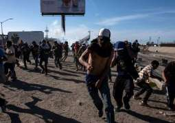 US Immigration Agency Must Be Held Liable for Tear Gas Use on Mexico Border - Rights Group