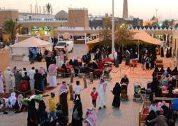 UAE pavilion at Al Janadriyah Festival attracts considerable public engagement