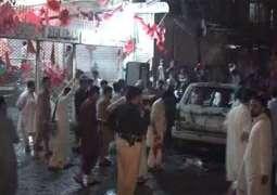 ANP condemns car bomb blast in Peshawar Cantonment