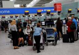 UK Heathrow Airport Says Halts Departure Flights Over Unknown UAV