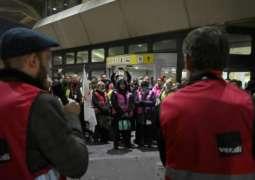German Trade Union Calls for Strikes at Stuttgart, Duesseldorf, Koeln Airports