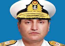 Naval Chief expresses satisfaction over Pak Navy's operational readiness