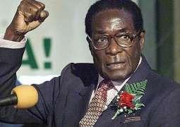 سرقة حقیبة السفر لرئیس زیمبابوي السابق روبرت موغابي