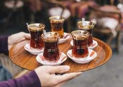 Turkey tops tea-consuming nations