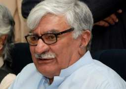 Asfandyar Wali Khan for revival of educational institutes, provision of basic facilities in merged areas
