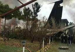 Boeing 707 Cargo Plane Crashed Near Tehran Was Flying From Bishkek - Reports