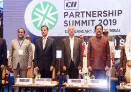 ADX participates in India's Partnership Summit 2019