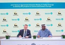 Masdar, Finland's Taaleri to accelerate wind, solar renewable energy development