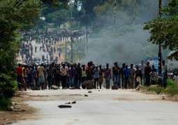 Zimbabwean President Mnangagwa Says Protests Over Fuel Price Hike 'Almost Fizzling Out'