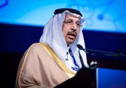 Saudi's liquids burning utilities will be virtually eliminated over coming decade, says Saudi Energy Minister