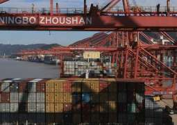 China's Ningbo Zhoushan port sees record throughput