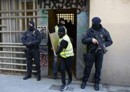Spanish police raid Barcelona cell suspected of plotting attack