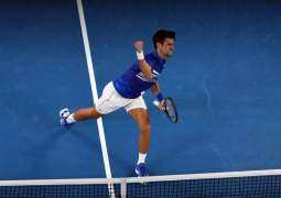 Emphatic Djokovic lines up Tsonga Aussie Open showdown
