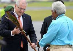 Australia PM makes drug concession to woo Pacific islands