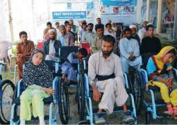 Pakistan Bait-ul-Mal (PBM) provides 73 wheel chairs in last five months, NA told