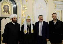 Syrian Grand Mufti Proposes Holding Interreligious Summit in Russia