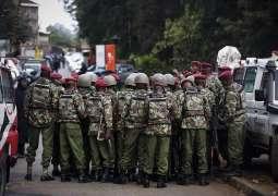 Kenya Red Cross Society Says 50 People Missing After Terrorist Attack at Nairobi Hotel