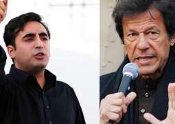 Bilawal Bhutto hits back at PM Imran on ECL controversy