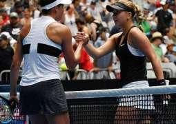 Keys sweating on Mertens test in Open third round