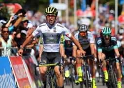 Tour Down Under cycling results