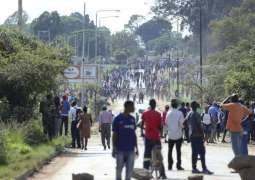Zimbabwean Doctors Report Over 170 Injured in Protests Against Fuel Price Hike