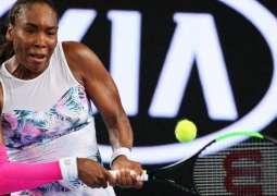 Venus rises to reach Open third round