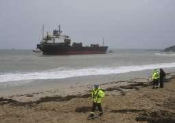 Russian Bulk Carrier Kuzma Minin Arrested in UK Over Debt - Transport Workers Federation