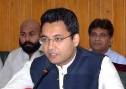 PTI govt determined to achieve set targets: Farukkh Habib