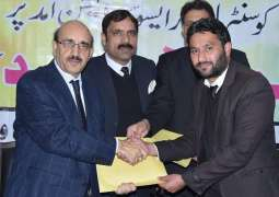 Masood urges lawyers to play proactive role to ensure rule of law in country