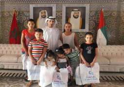 UAE Embassy provides humanitarian aid to unprivileged families in Morocco