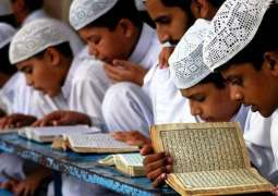 Work on integration of contemporary, religious studies in Madaris programme started to promote harmony