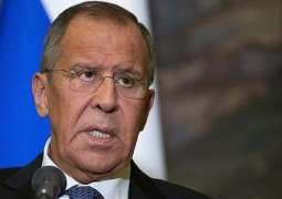 German People Seek Good Relations With Russia - Russian Foreign Minister Sergey Lavrov