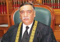 Justice Asif Saeed Khosa actively assumes charge as new CJP