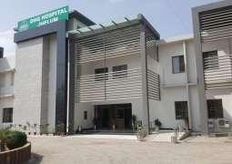 Shelter home establish for patients' attendants at District Headquarters Hospital Jhelum