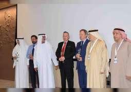 نهيان بن مبارك يفتتح المؤتمر الـ 27 للاتحاد العام للأدباء والكتاب العرب بأبوظبي