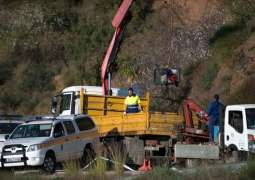 Spanish rescuers drilling tunnel to search for toddler in well