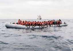 فقدان أكثر من 117 مهاجرا بعد غرق قارب قرب الشواطئ الليبية