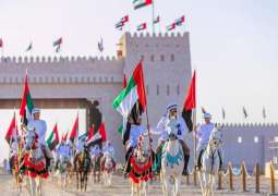 MoFAIC organises tour for ambassadors of West Asian countries to Sheikh Zayed Heritage Festival