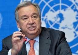 Ten UN peacekeepers killed in a terrorist attack in Mali